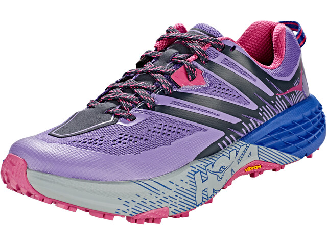 f09e4f2be7c Hoka One One Speedgoat 3 - Chaussures running Femme - violet sur CAMPZ !